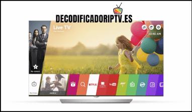 Cómo ver IPTV en Smart TV Samsung y LG