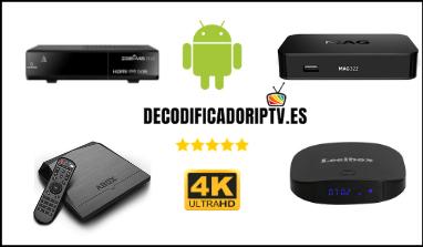 Decodificador IPTV: los mejores decodificadores del 2020 con sus precios y opiniones