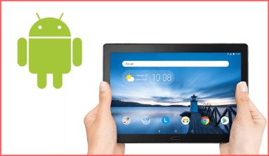 tablet samsung iptv