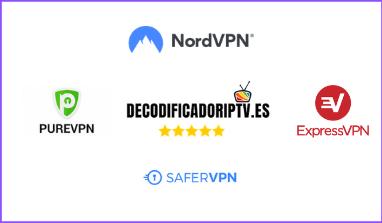 Las mejores VPN para IPTV 2019