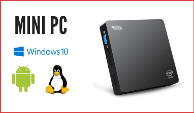 Los mejores Mini PC (ordenadores pequeños) 2019